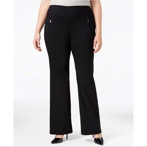Inc Wide Leg Slacks